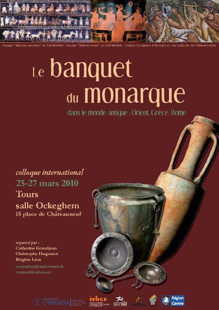Affiche Banquet du monarque