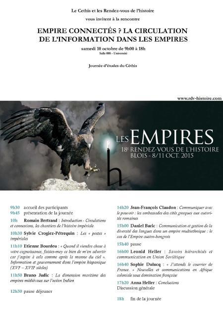 RDVH Blois 2015 - Les Empires - JE