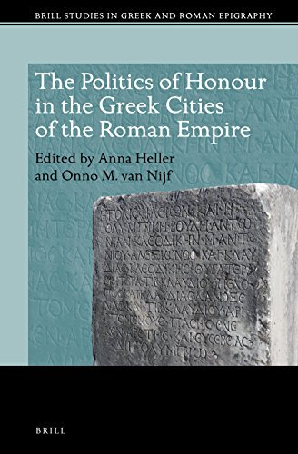 Politics of Honour in the Greek Cities